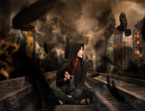 Queen of destruction.